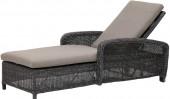 «Сомерсет» шезлонг с подушкой