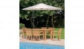 Стол «Мандалай» 1,45 м